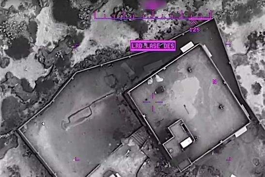 США показали видео операции по уничтожению лидера ИГИЛ