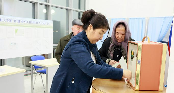 Выборы в Узбекистане, феминнале в Киргизии и крымский ответ Токаева